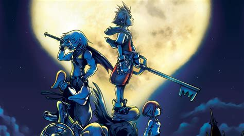 Kingdom Hearts Wallpaper 4k Kingdom Hearts Hd Wallpapers Wallpapersafari