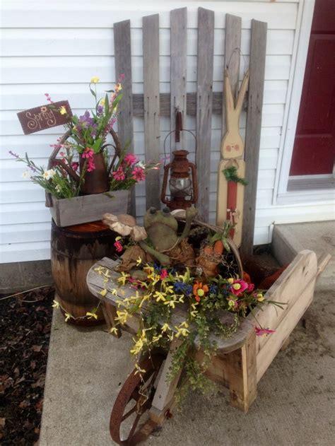 Best Porch Decor Images Pinterest Garden Deco