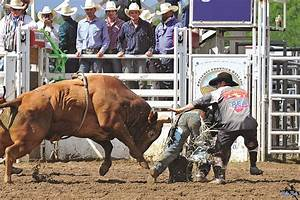 Which event is really the oldest rodeo? | The Daily ...