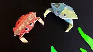 Sonnenschirm Aus Geld Basteln : geldscheine falten krabbe geld falten zum basteln lu ~ Lizthompson.info Haus und Dekorationen