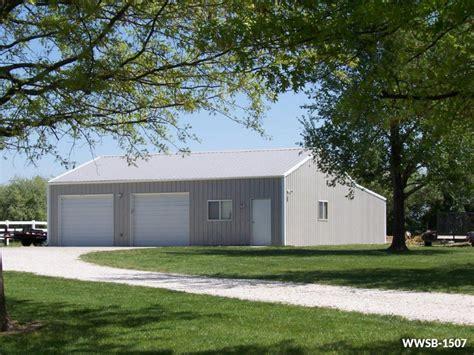 Metal Garage Homes.Large Metal Garage That You Can Utilize