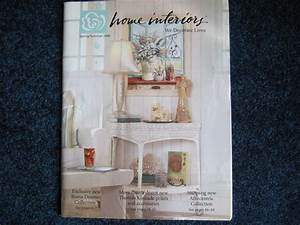 Home interiors gifts spring summer 2006 catalog brochure for Home interiors and gifts