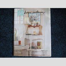 Home Interiors & Gifts Springsummer 2006 Catalog Brochure