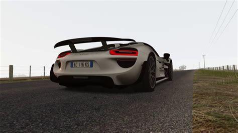 Porsche 918 Acceleration by Assetto Corsa Porsche 918 Spyder Acceleration 0 100 200