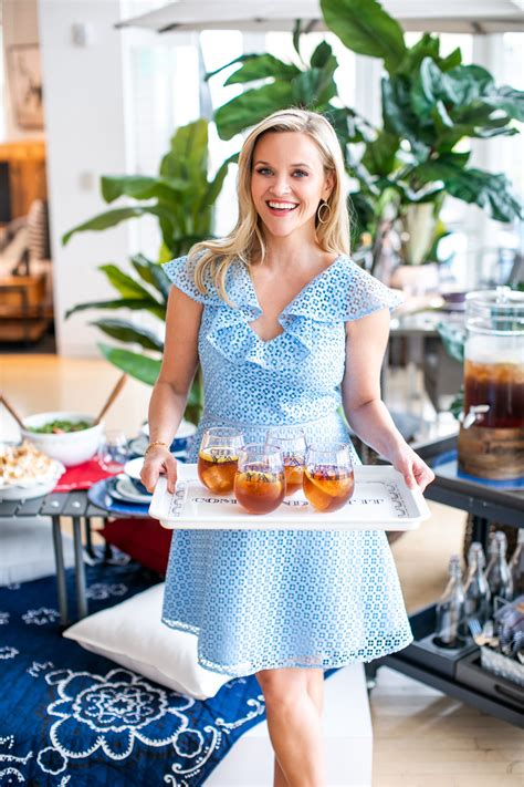 tips  summer entertaining  reese witherspoon