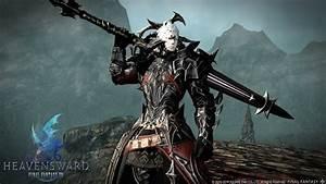 Final Fantasy 14 Heavensward How To Play Dark Knight