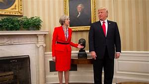 It seems the UK really, really doesn't want Trump to meet ...