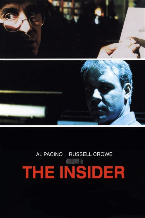 The Insider Dvd Release Date April 11, 2000
