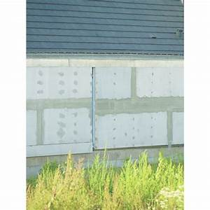 Plaque Isolante Mur : plaque ciment pour bardage et fa ade sur ossature ~ Melissatoandfro.com Idées de Décoration