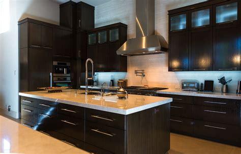 style de cuisine moderne photos cuisine meuble cuisine bois massif fonctionnalies moderne