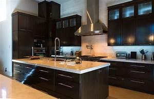 Cuisine Bois Massif : cuisine meuble cuisine bois massif fonctionnalies moderne ~ Premium-room.com Idées de Décoration