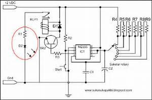 timer 5 30 menit dengan ne555 kumpulan skema With led 1 connected to pin 2 led 2 to pin 3 led 3 to pin 4 the r1 r2 r3