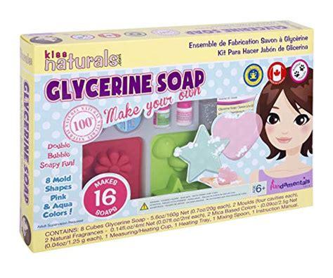 kiss naturals premium diy soap making kit  kids age