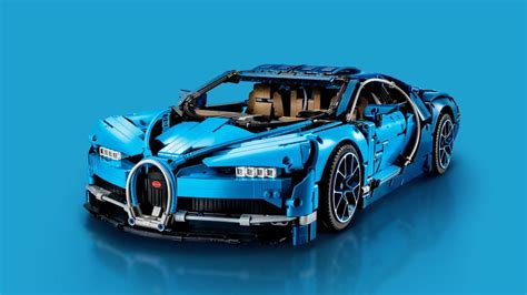 bugatti lego technic bugatti and lego technic take wraps 1 8 scale chiron