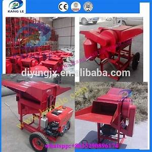 Rice And Wheat Thresher  Rice Thresher Philippines   Combine