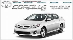 Wiring Diagrams Toyota Corolla Body Repair Manual - Wiring Diagrams Image Free