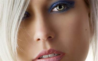 Faces Wallpapers Face Makeup Pretty Closeup Desktop