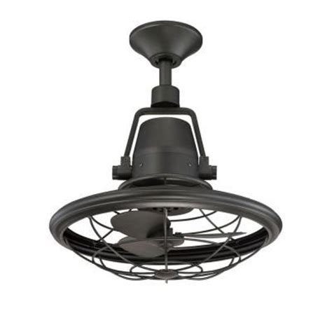 Oscillating Outdoor Ceiling Fan by Home Decorators Collection Bentley Ii 18 In Outdoor