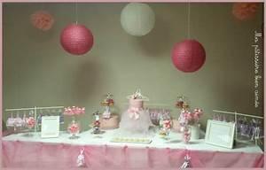 Décoration Table Bapteme Fille : d coration table bapteme fille ~ Farleysfitness.com Idées de Décoration