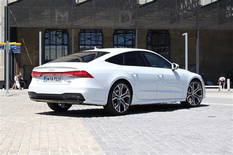 2019 Audi A7 Review And First Drive Fourtitudecom