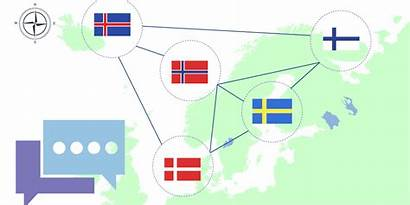 Languages Nordic Europe Visit North Shares Cities