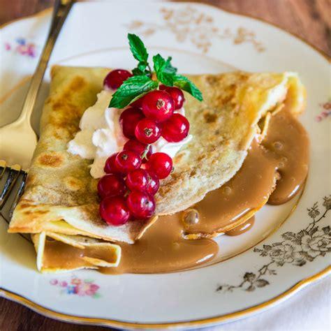 cuisine crepe dulce de leche crepes recipe dishmaps