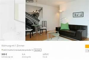 Frankfurt 1 Zimmer Wohnung : wohnung mit 1 zimmer 60313 frankfurt innenstadt ~ Orissabook.com Haus und Dekorationen