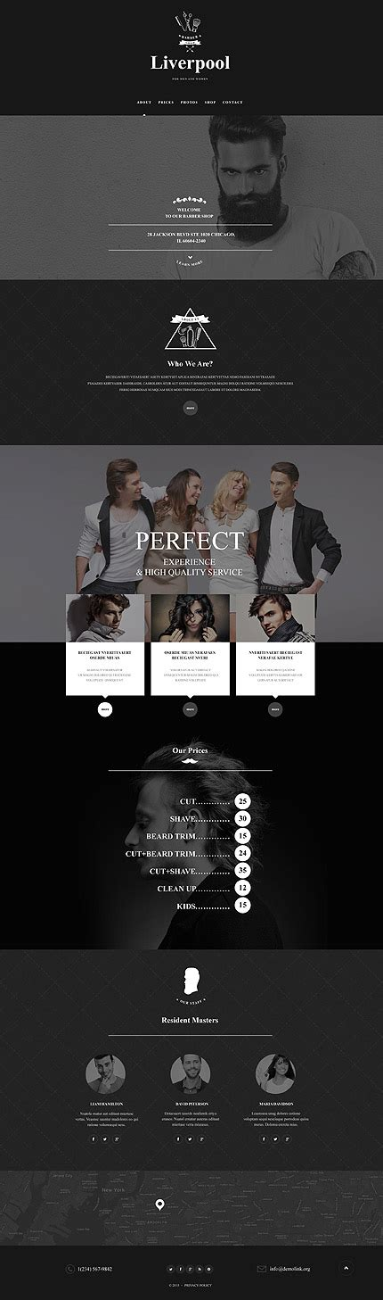 computer store muse template template 53843 ensegna themes