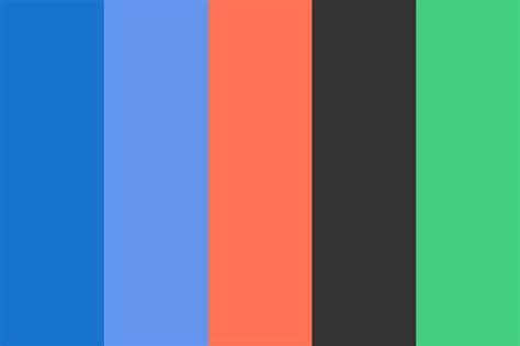 modern color palette modern business color palette