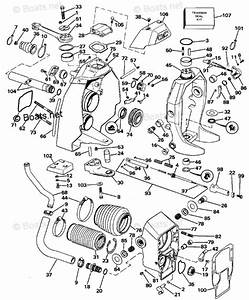 Omc Sterndrive Parts 3 0 Liter Oem Parts Diagram For