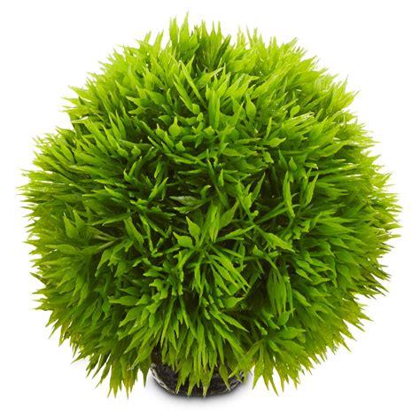 imagitarium moss ball plastic aquarium plant petco