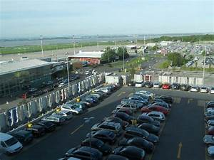 view from room and hotel car park - Picture of Hampton by ...