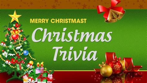 121 Christmas Trivia Questions & Answers, Games + Carols