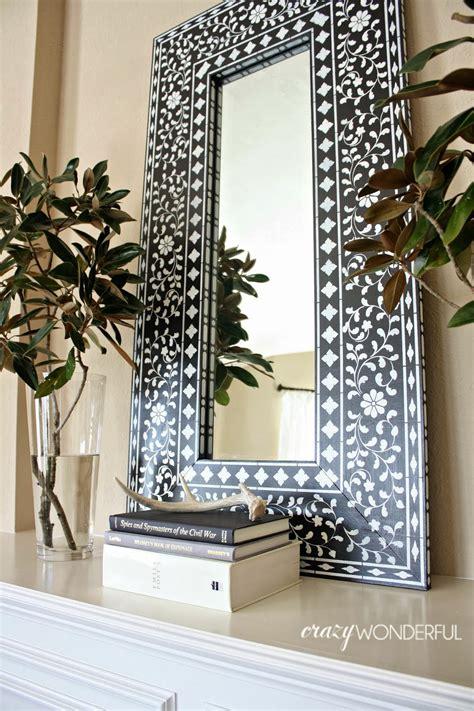 mirror decorating ideas fotolipcom rich image  wallpaper