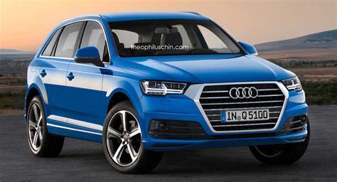 Nextgeneration Audi Q5 With New Q7 Styling Cues