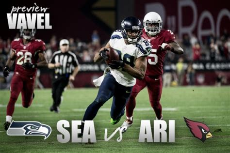 seattle seahawks  arizona cardinals preview