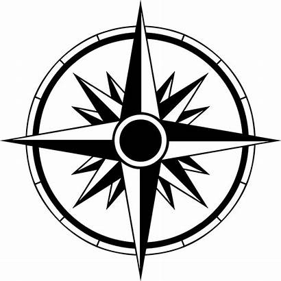 Compass Navigation Pixabay Vector Points Rose Graphic