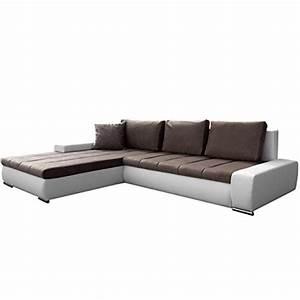 L Couch Mit Schlaffunktion : eckcouch ecksofa orkan lux elegante sofa mit schlaffunktion und bettfunktion bettkasten ~ Markanthonyermac.com Haus und Dekorationen