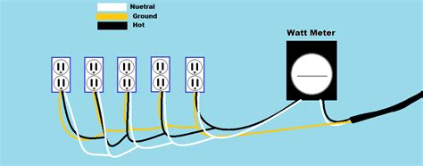 Receptacle Wiring Electrical Outlets From Single