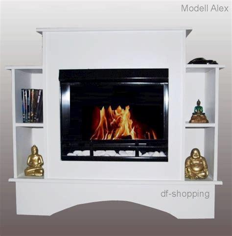 künstliches feuer für kamin gelkamin ethanolkamin kamin cheminee mit regalen ebay