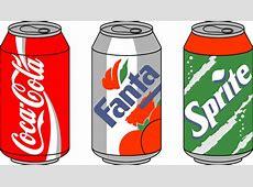 CocaCola Soft drink Clip art Vector canned Coca Cola