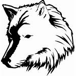 Wolf Icon Svg Head Animal Icons Werewolf