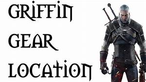 Witcher 3  Griffin Gear Diagrams  Location Guide