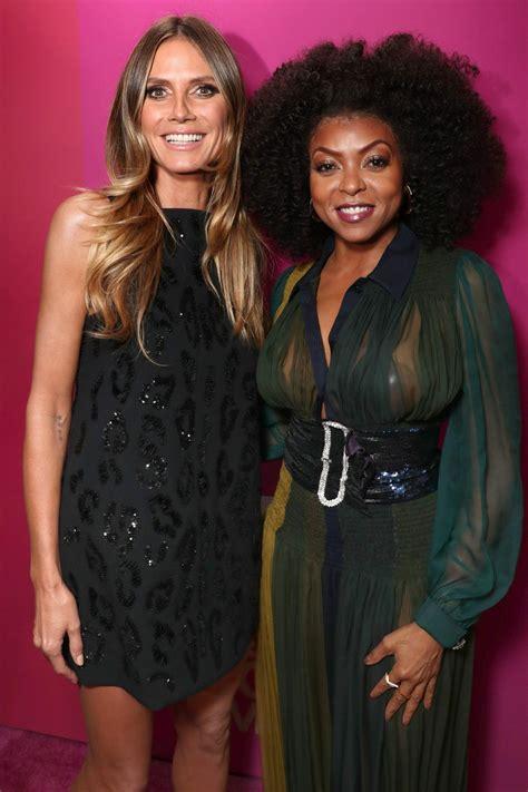 Heidi Klum Billboard Women Music Awards Celebzz