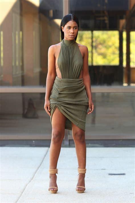 For Skinny Black Girls Slender Style Bloggers Who Kill