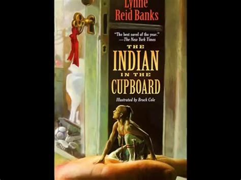 The Indian In The Cupboard Trailer by The Indian In The Cupboard By Lynne Banks Mpl Book