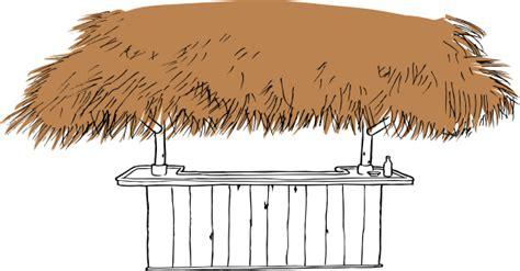 Tiki Bar Clip Art At Clkercom  Vector Clip Art Online
