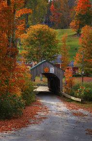 Vermont Fall Foliage Tour