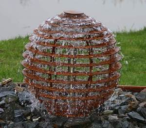 Gartenbrunnen Aus Cortenstahl : gartenbrunnen aus cortenstahl modell karla mit led ~ Sanjose-hotels-ca.com Haus und Dekorationen