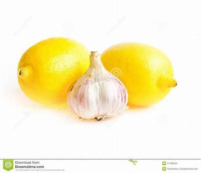Lemon Garlic Less Raw